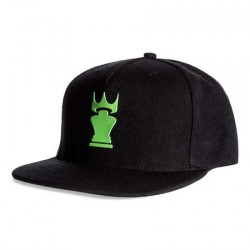 casquette family - black