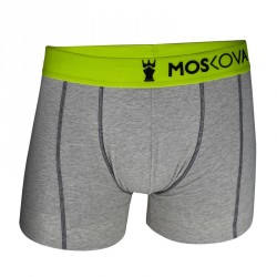 m2 cotton - Light Heather Grey