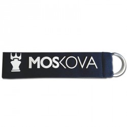 keyring - Navy/White