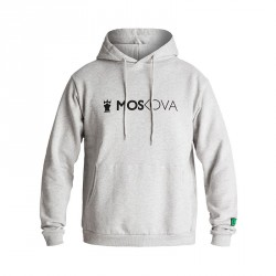 Moskova performance hoodie - Grey