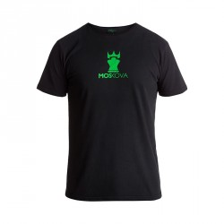 Corpo Crown Tee - black
