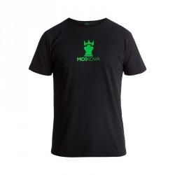Corpo Crown Tee - black