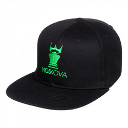 CORPO CROWN HAT Black/Green