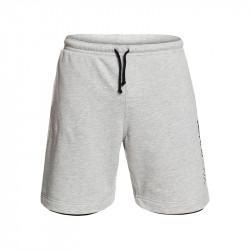 Moskova Track Short - Heather Grey/Black