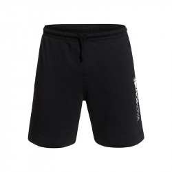 Moskova Track Short - Black/White