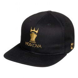 FULL HAT - CORPO CROWN Black/Gold