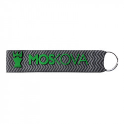 keyring - Green/Grey