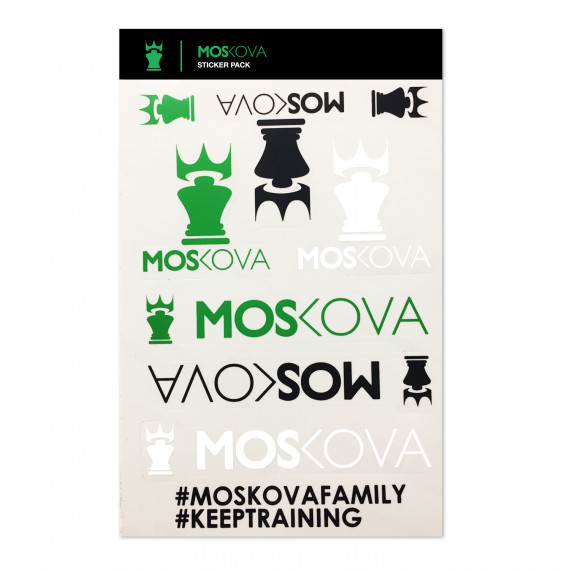 Stickers Moskova