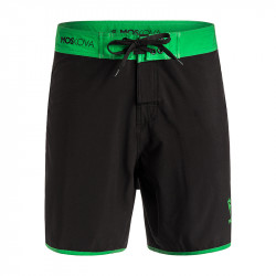 Moskova Boardshort - black/green