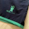 Moskova Boardshort - black/green