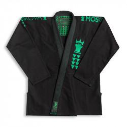2020 BJJ GI - Black/Green Niho Mako
