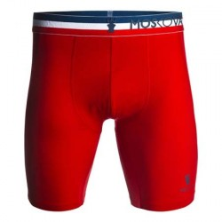 m2 cotton long - flag series red