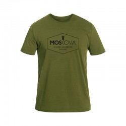 T-SHIRT FRONT SQUARE Army Green