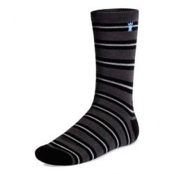 casual socks - dark grey