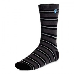 casual socks - dark grey
