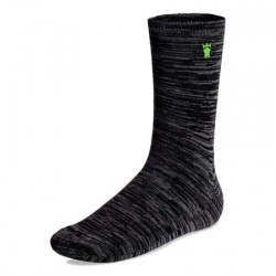 casual socks - black