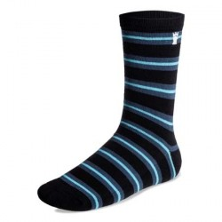 casual socks - blue