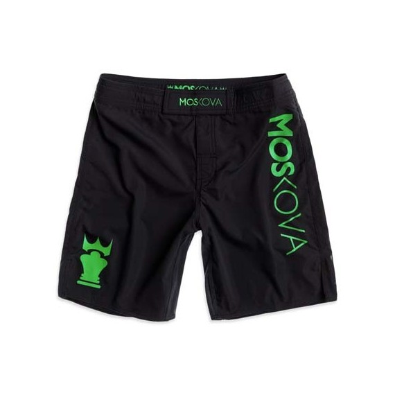 fight short - black