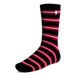 casual socks - red
