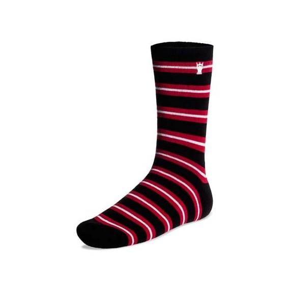 casual socks - red