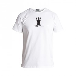 Corpo Crown Tee - white