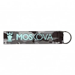 keyring - Camo Dark Heather Grey
