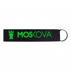 keyring - black green