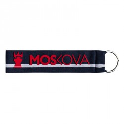 keyring - Red Navy