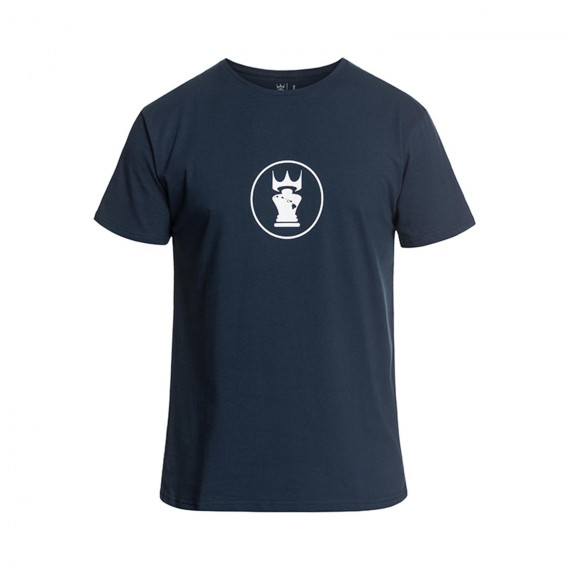 HiCrown Tee - Navy