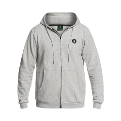 Moskova performance Zip hoodie - Grey