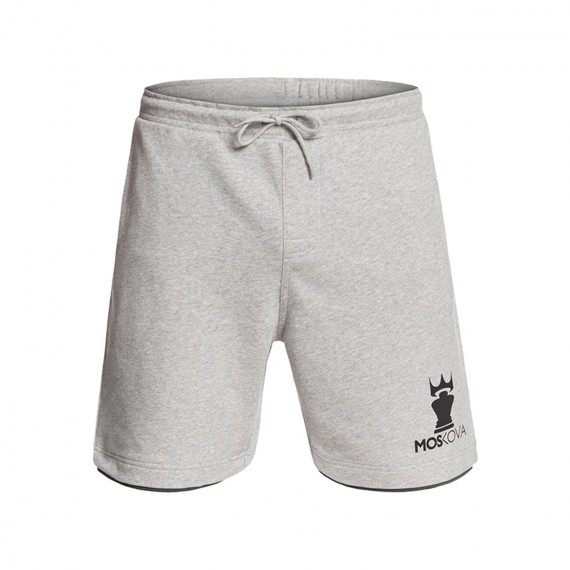 Moskova Fleece Short - Grey