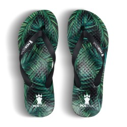 S1 – MOSKOVA SUPPORT SANDAL Black / Green