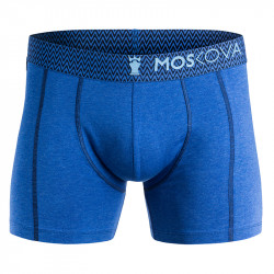 m2 cotton - Heather Blue