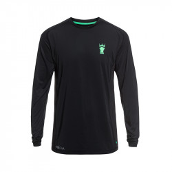 Tee-Shirt Sport Dryfit Long Sleeve Black