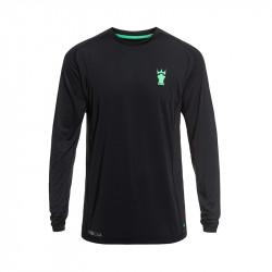 Tee-Shirt Sport Dryfit Long Sleeve Black